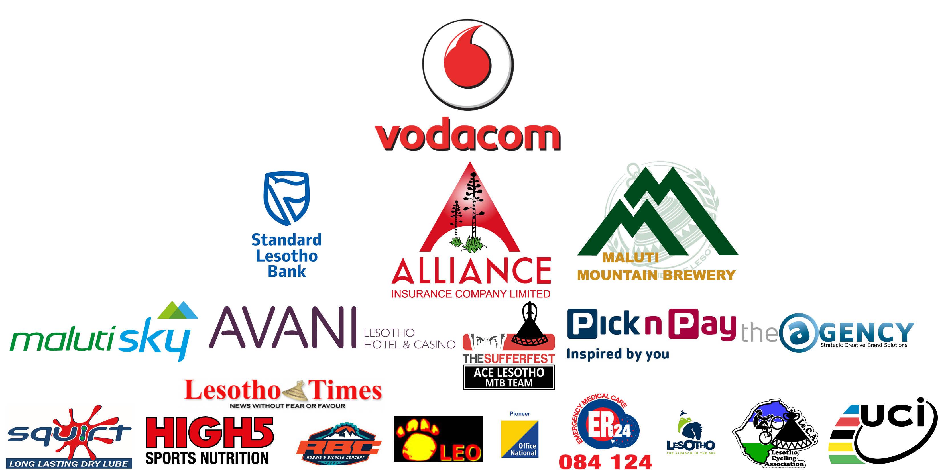 Lesotho Sky Sponsors 2